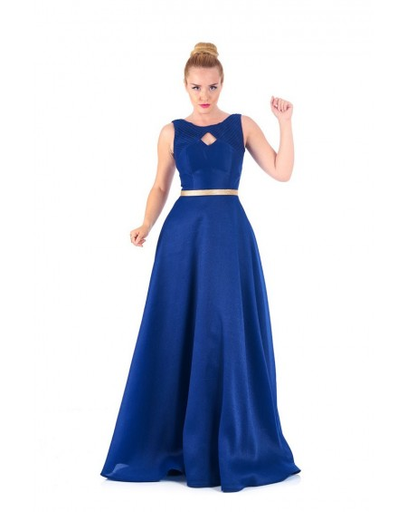 Elegant evening dress